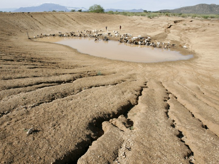 Environmental Destruction Threatens Kenya