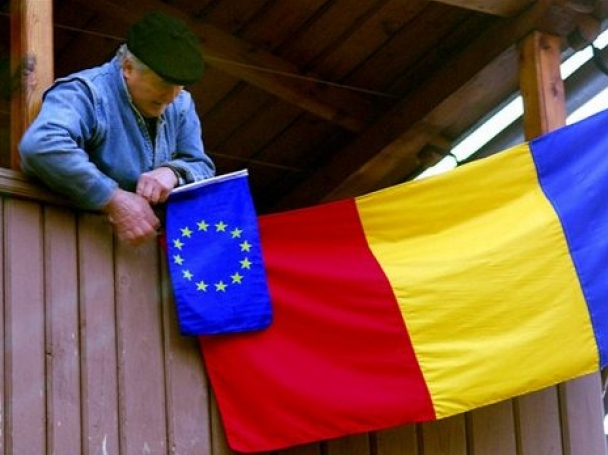 Why is Romania still an EU member state?