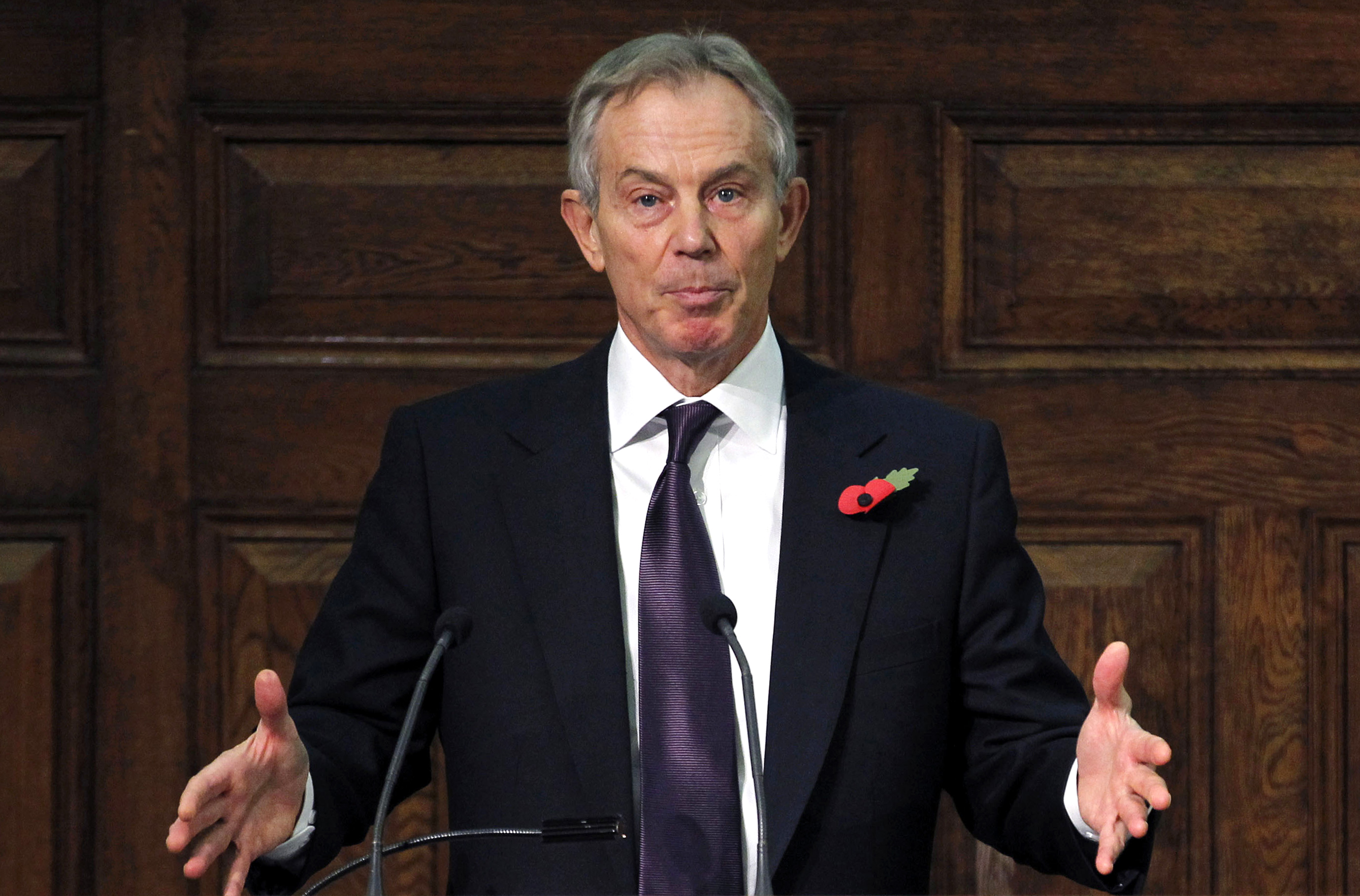 tony blair research paper While he waged war with iraq, the british prime minister also found himself at war with his own party by hoover fellow gerald a dorfman.
