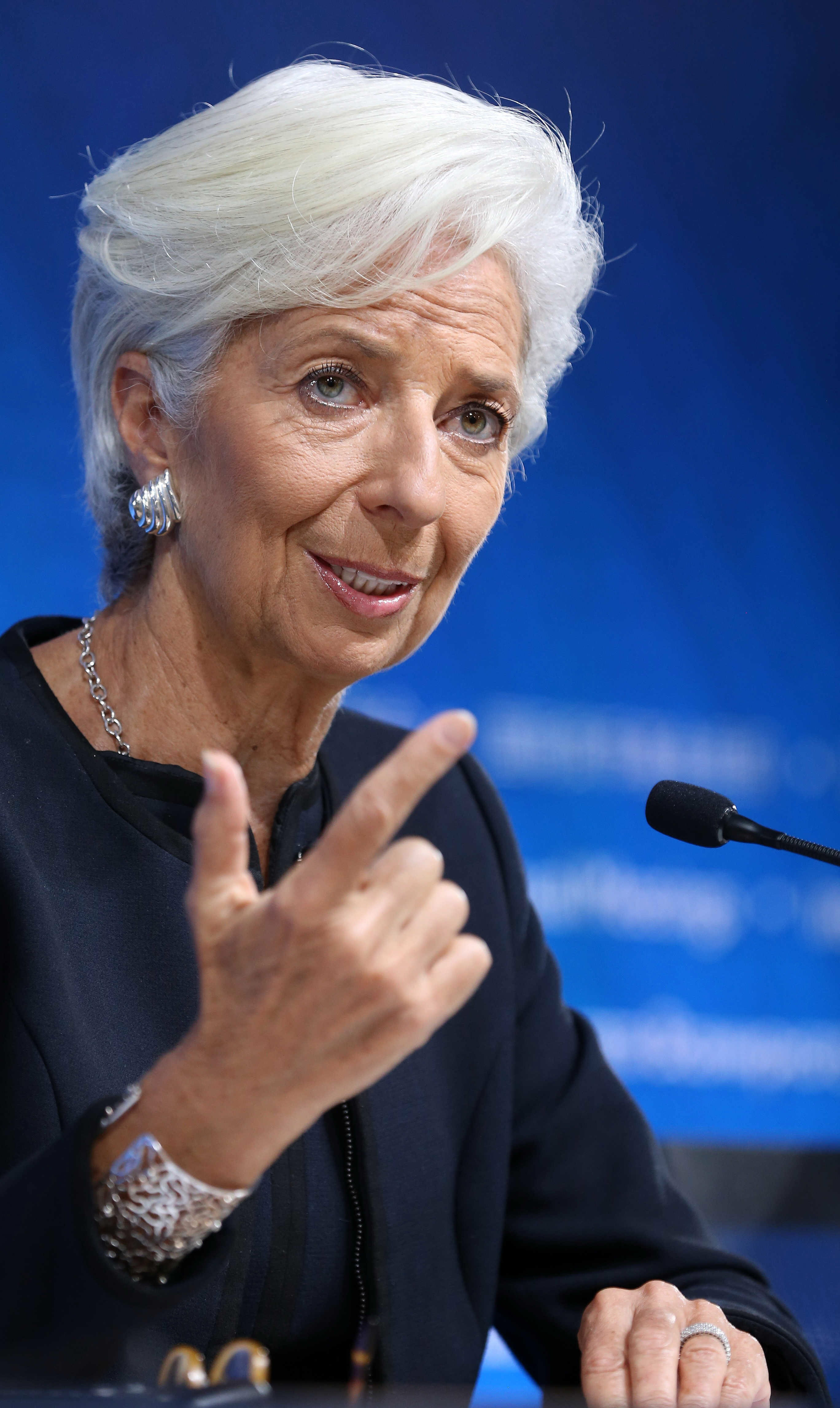 Christine Lagarde The Imf S Queen