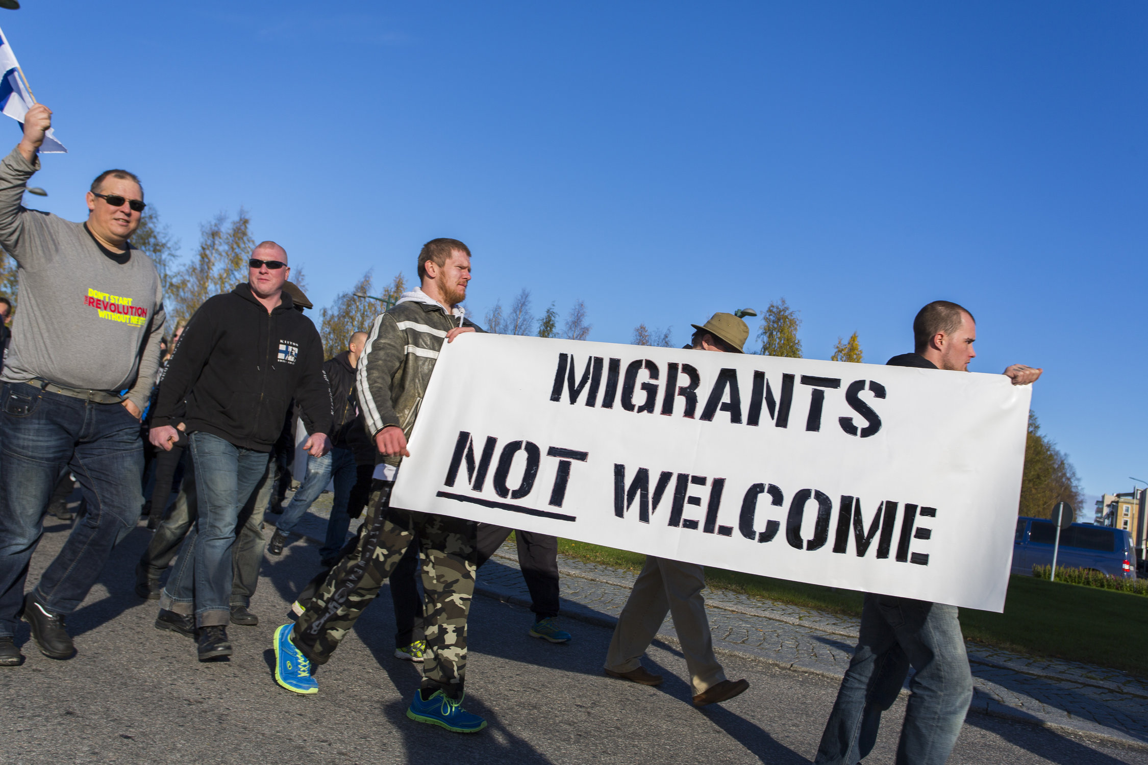 Finns are becoming more positive towards migration