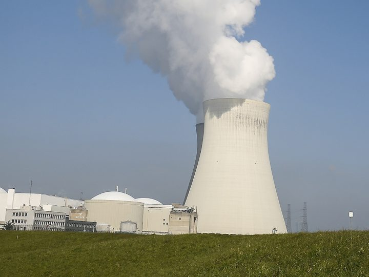 epa05207520 A general view of the nuclear power plant in Doel, Belgium, 12 March 2016.  Belgium's oldest nuclear reactor was restarted early 30 December 2015 following a 10-month outage, under a scheme prolonging the life span of the 40-year-old power plant until 2025. Technical problems with Belgium's ageing nuclear plants have created tensions with neighbouring Germany, which is moving toward clean and sustainable energy sources and has passed legislation that requires the closure of all its commercial nuclear reactors by 2022.  EPA/JULIEN WARNAND
