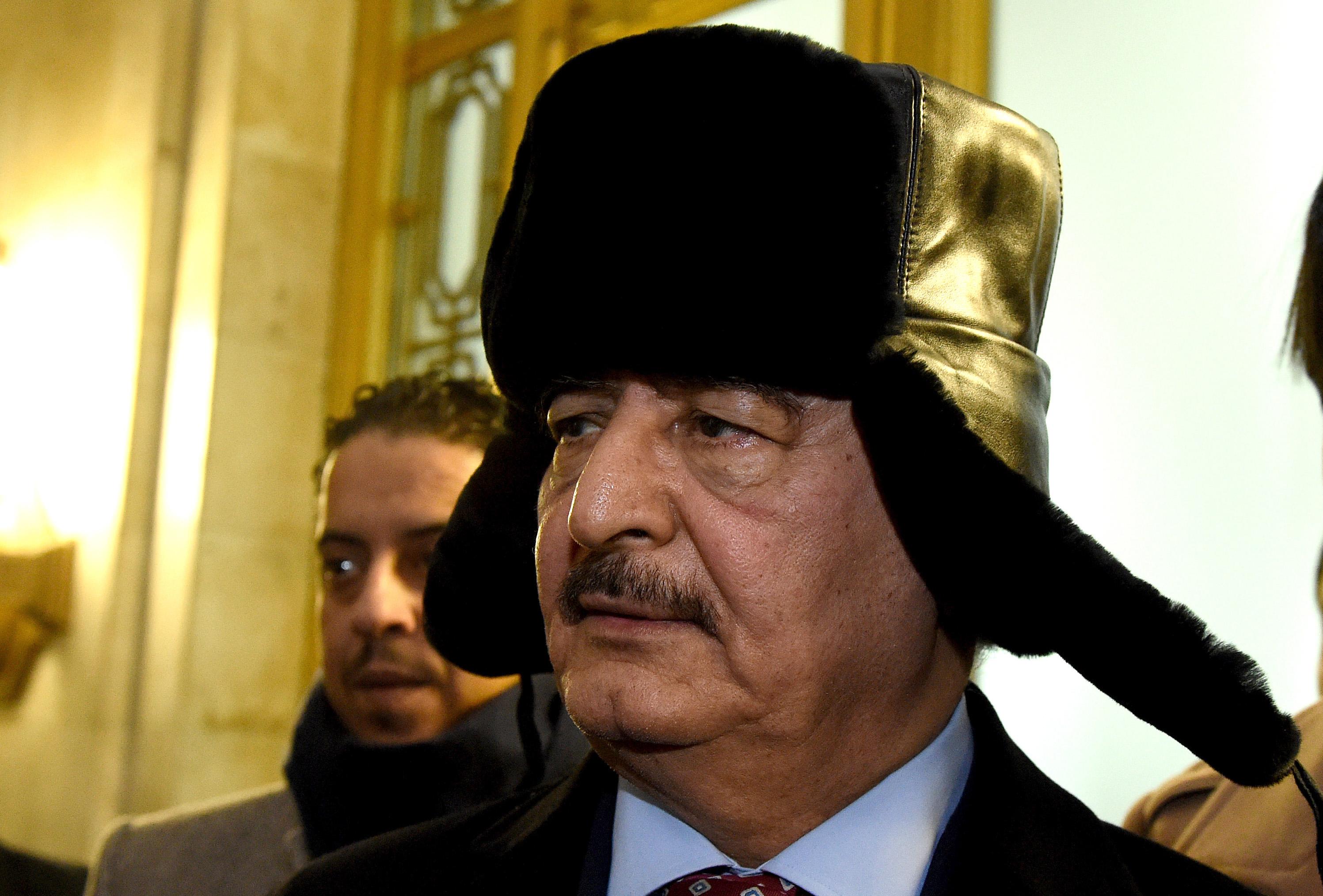 Haftar demandó en Estados Unidos por tortura y asesinatos en Libia 13