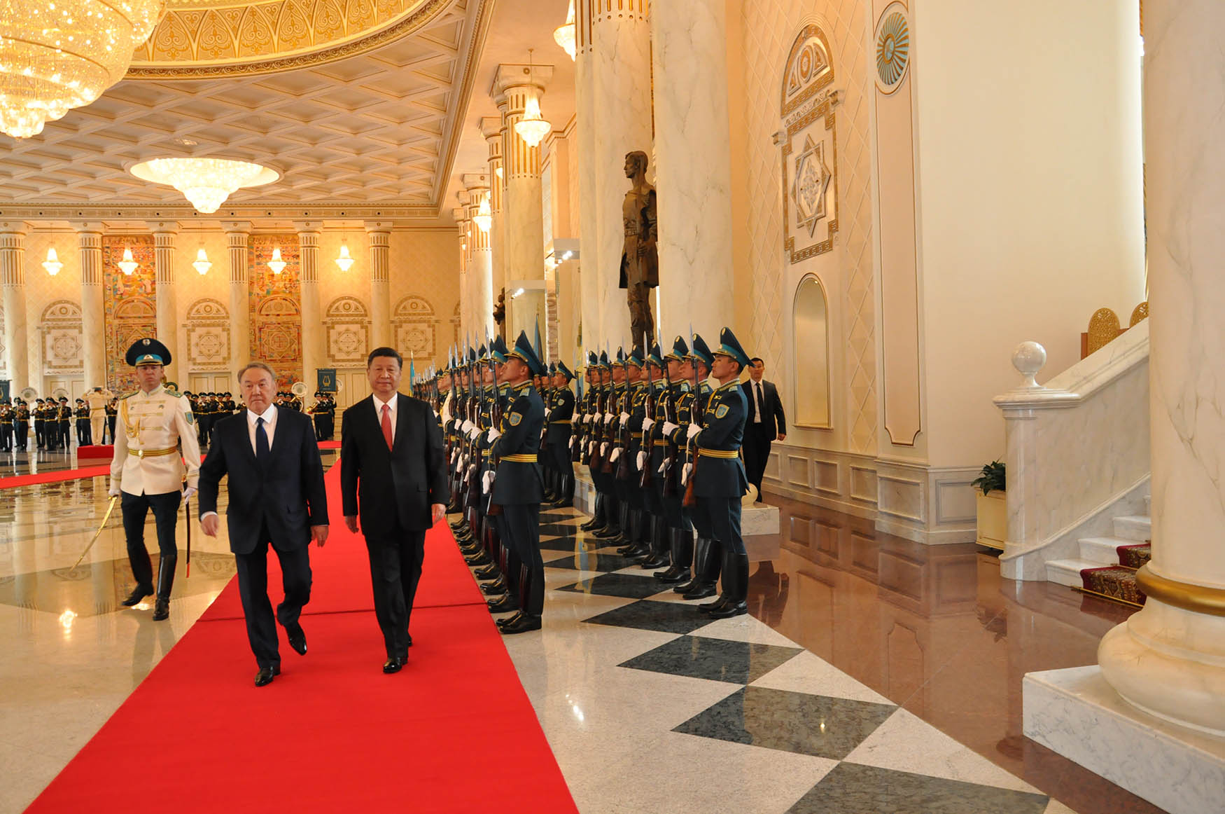 Chinese oil companies to extend oil and gas contracts with Kazakhstan