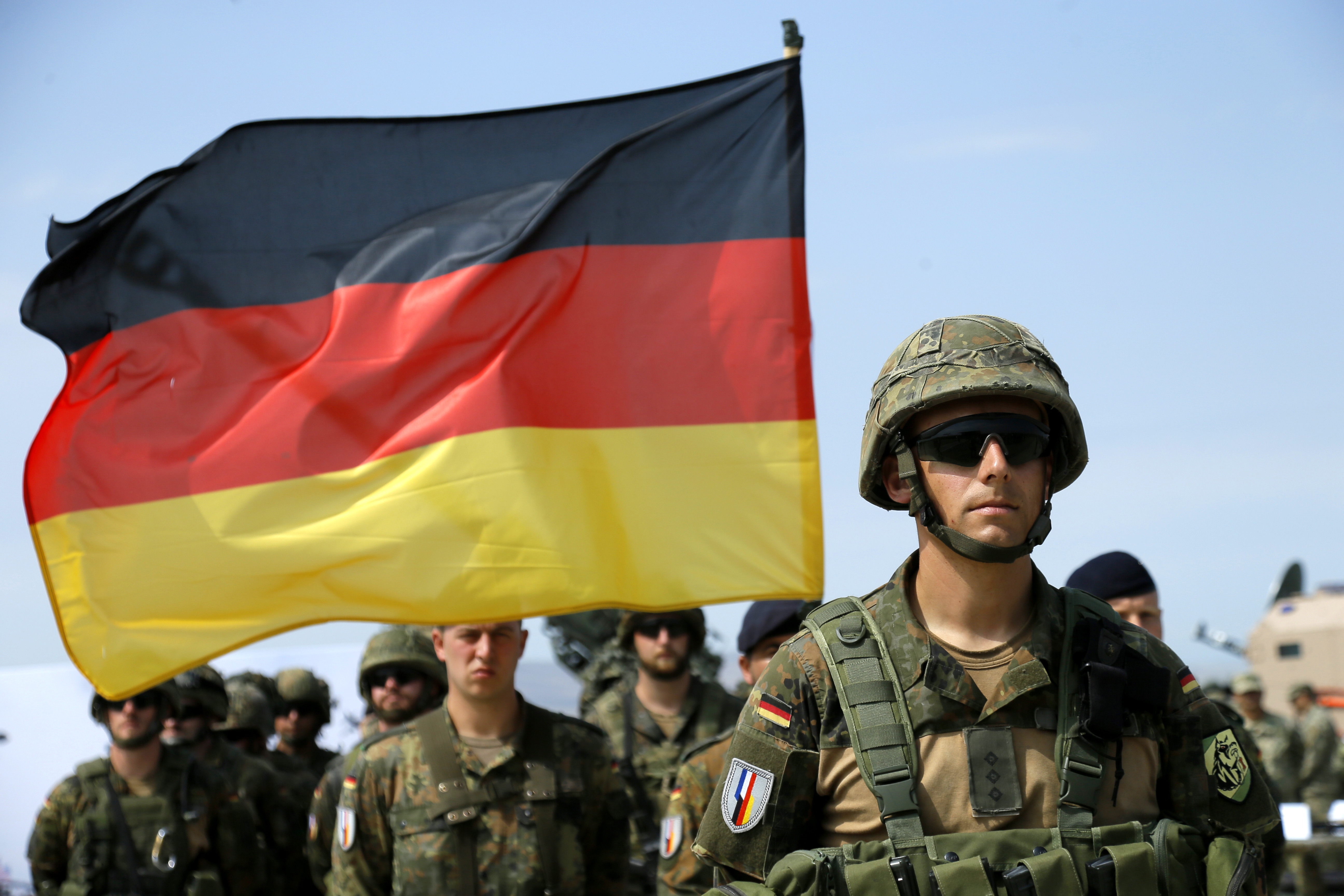 Germany to miss NATO spending target