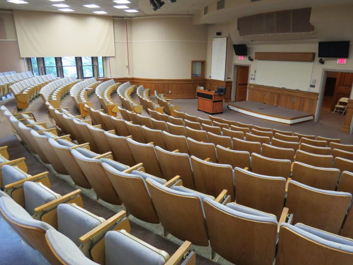 Luke Jones | Flickr Lecture Hall - Classroom 6 in Stuart Hall on the Princeton Theological Seminary campus