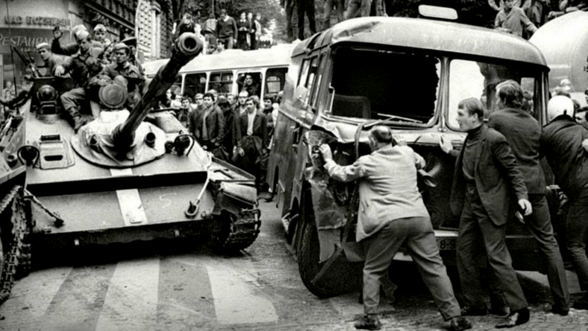 The Effects of the Prague Spring in Europe 2008