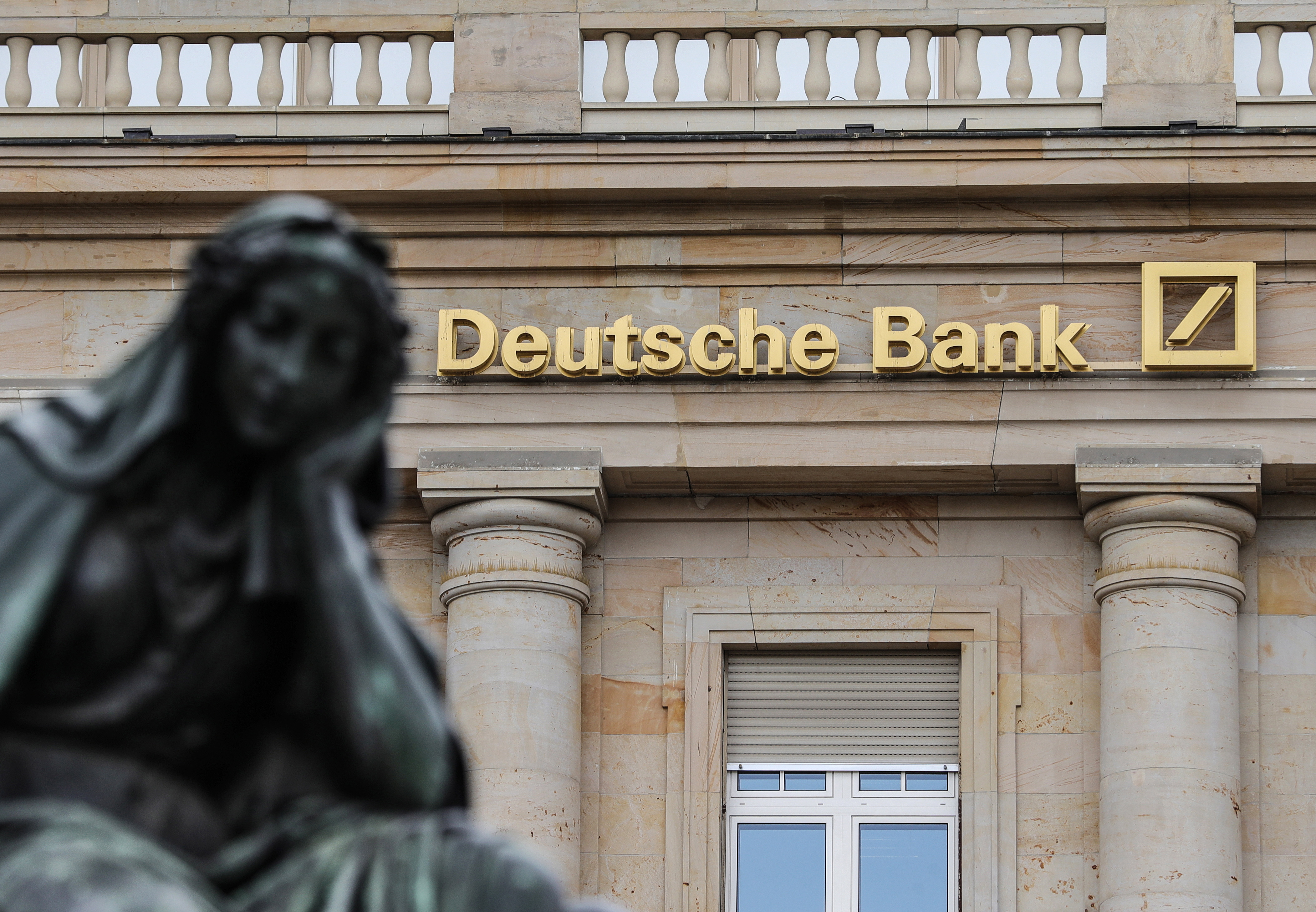 Deutsche post losses as major restructuring gambit begins