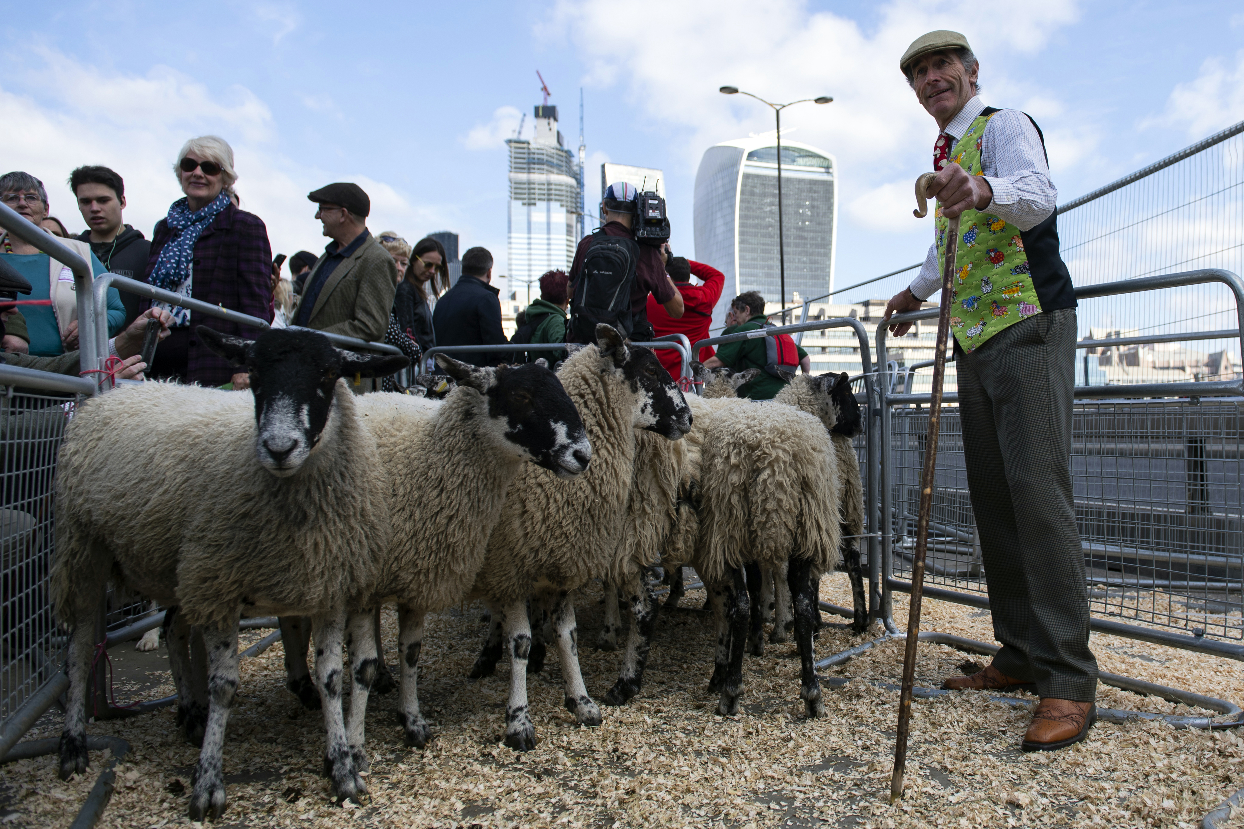 UK announces 'protectionist measures' for its agriculture
