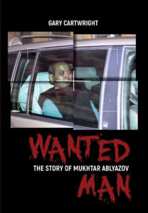 The cover of Gary Cartwright's recently released book about the Ablyazov case.