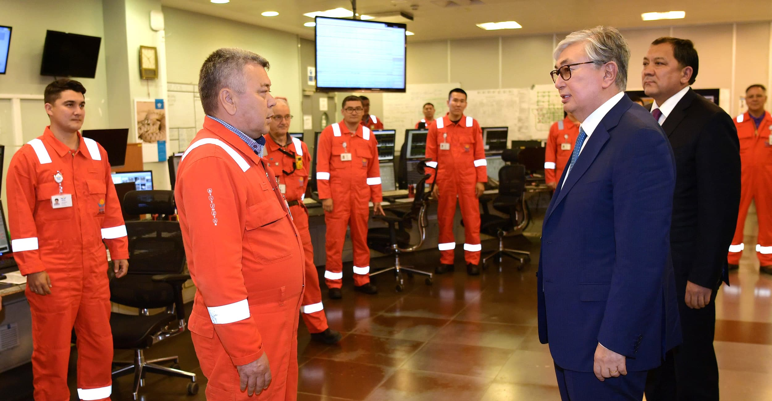 Tokayev: Kazakh companies will get access to oil and gas