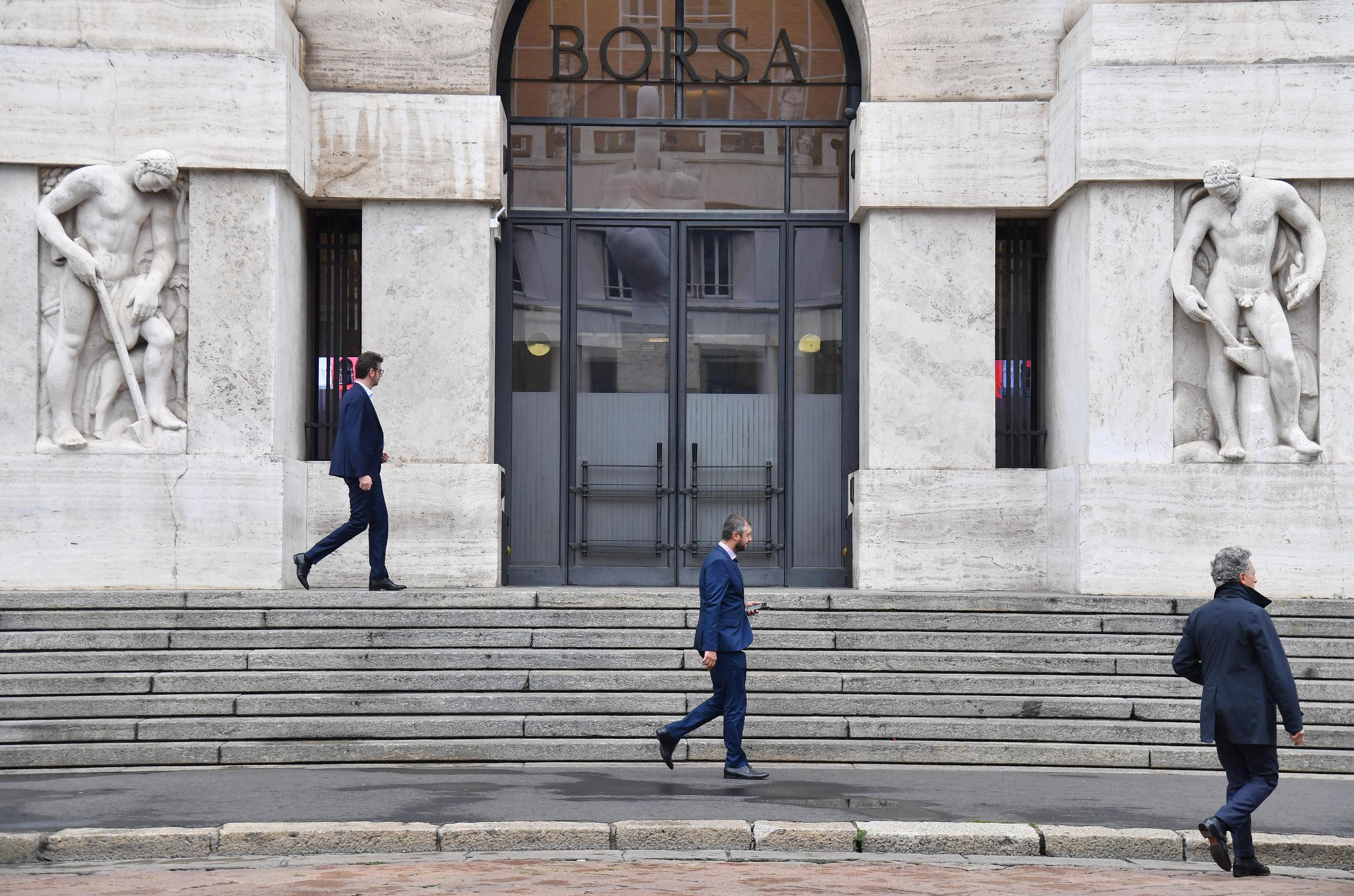 Italian business confidence rebounds