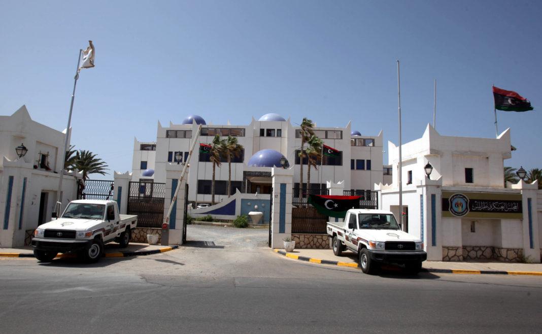 EU calls for restraint as airstrike kills 10 in Libya