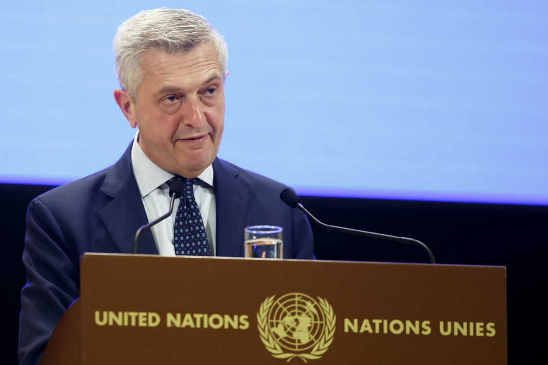 UN's Grandi says nationalism blocks definitive end to statelessness