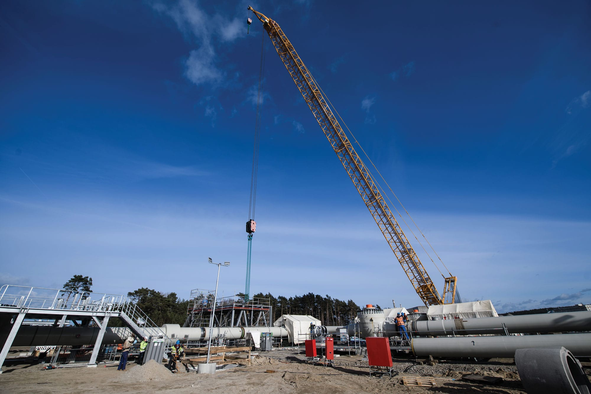 Unstoppable Nord Stream-2
