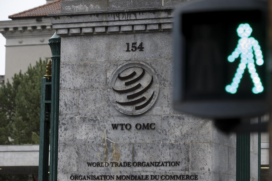 WTO - WTO's top court shuts down