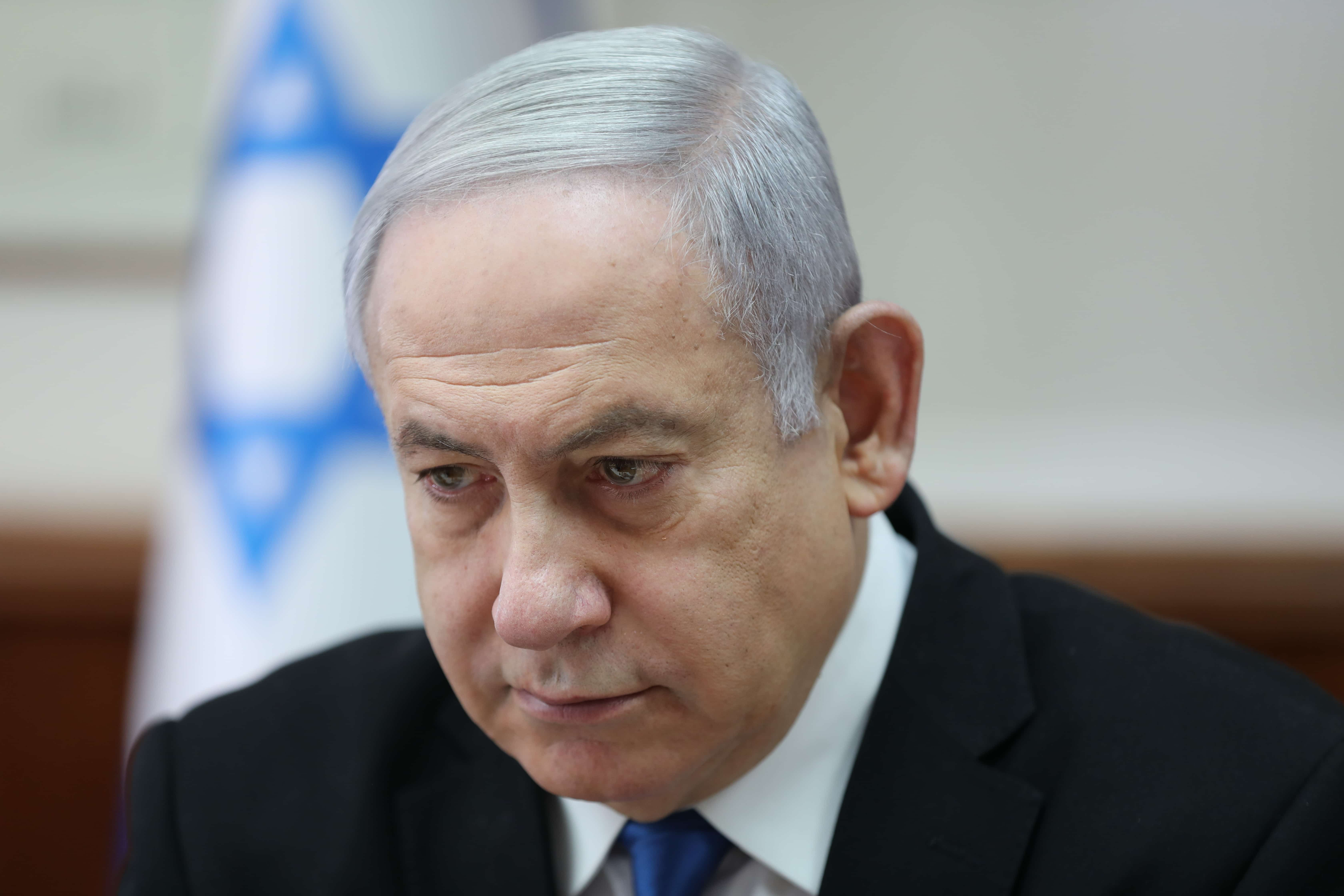 Netanyahu bajo cuarentena como ayudante da positivo por coronavirus 50