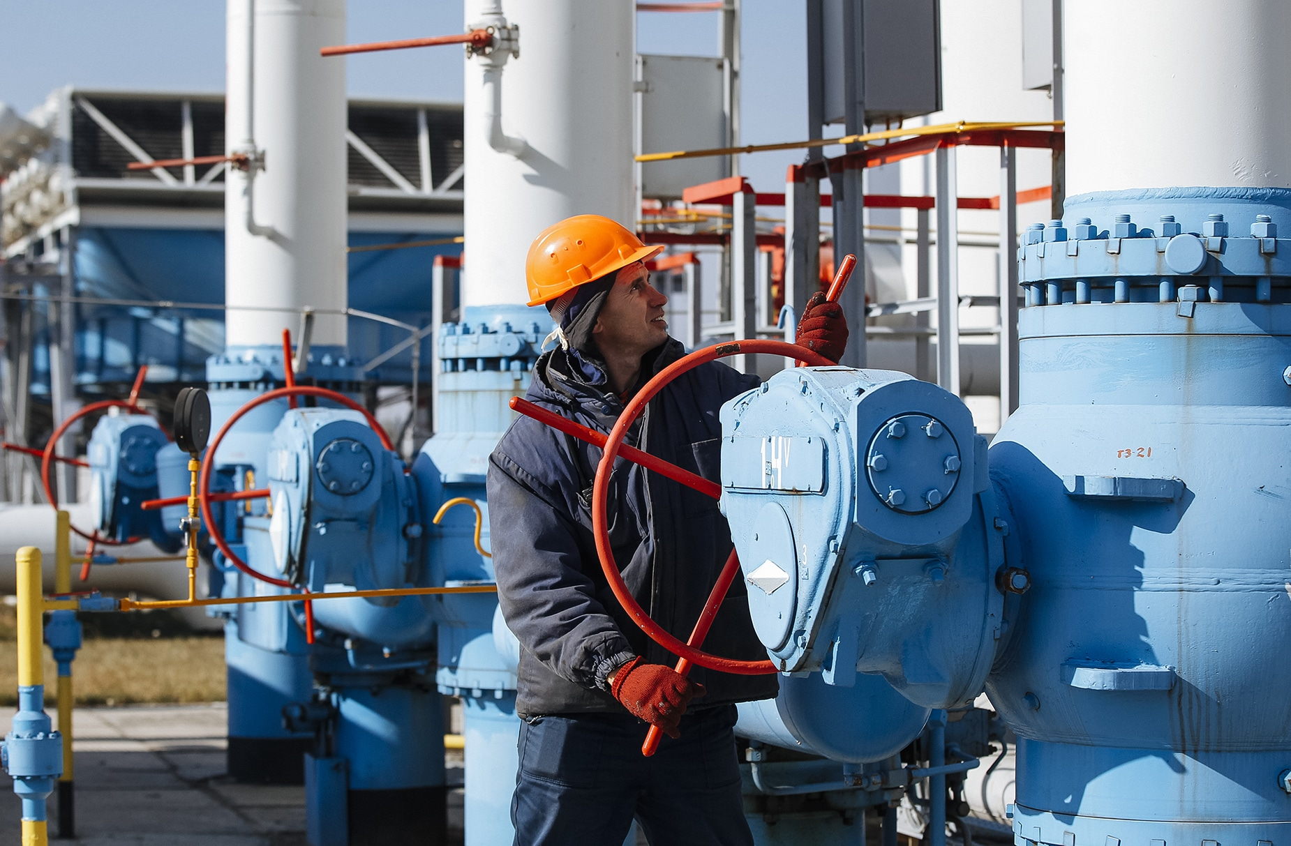 h 55723258 - It's final! Russia's Gazprom, Ukraine's Naftogaz will keep EU supply flowing
