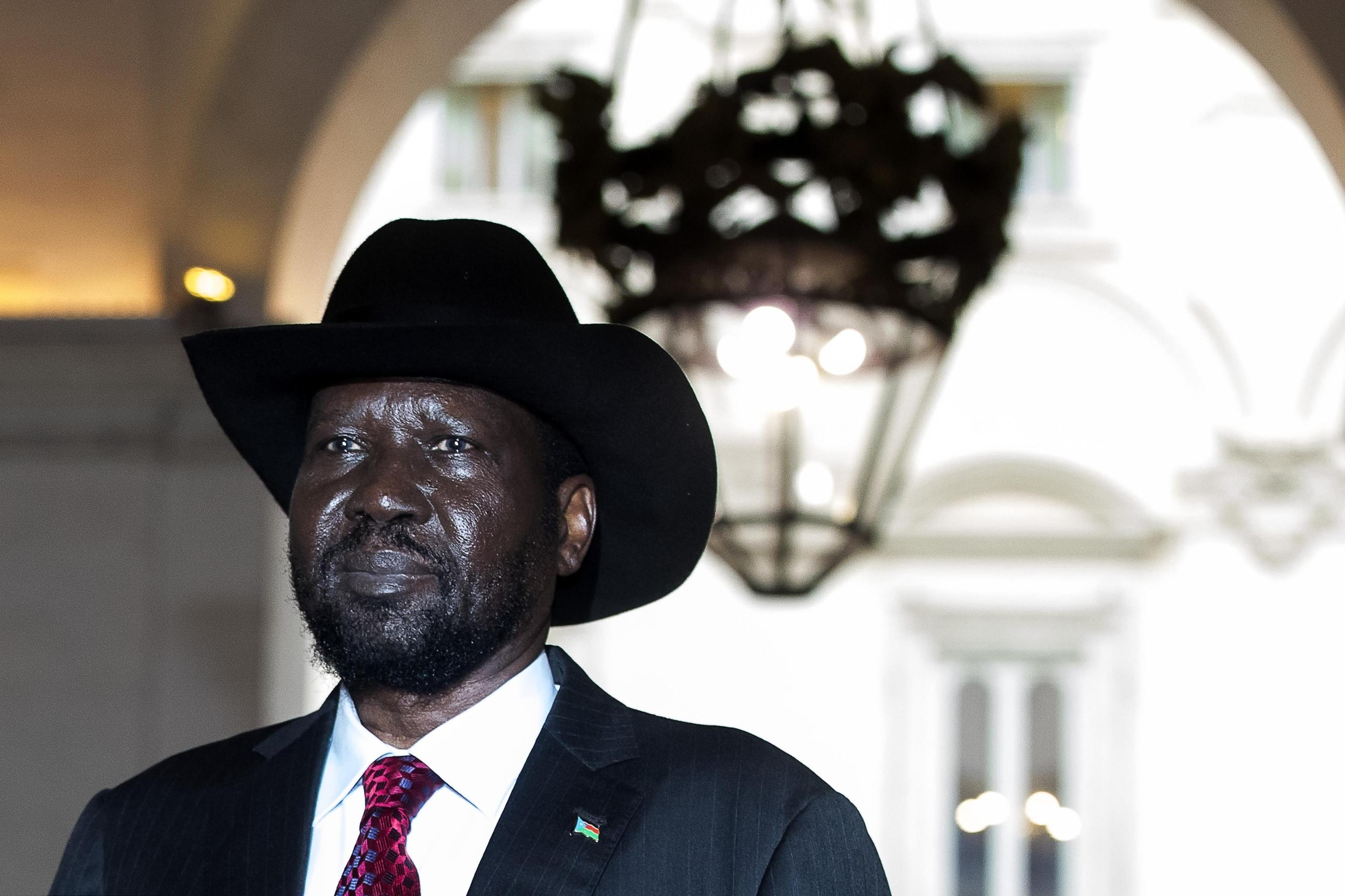 South Sudan rebels reject president's peace deal