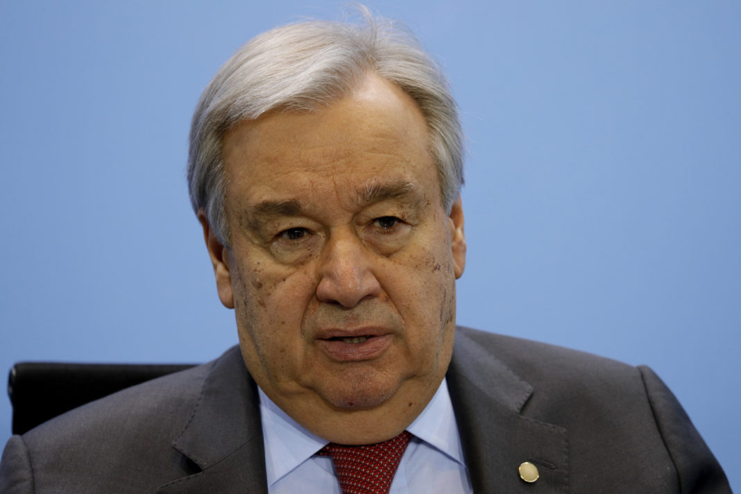 Protecting vulnerable citizens: United Nations chief calls for 'immediate global ceasefire' amid pandemic