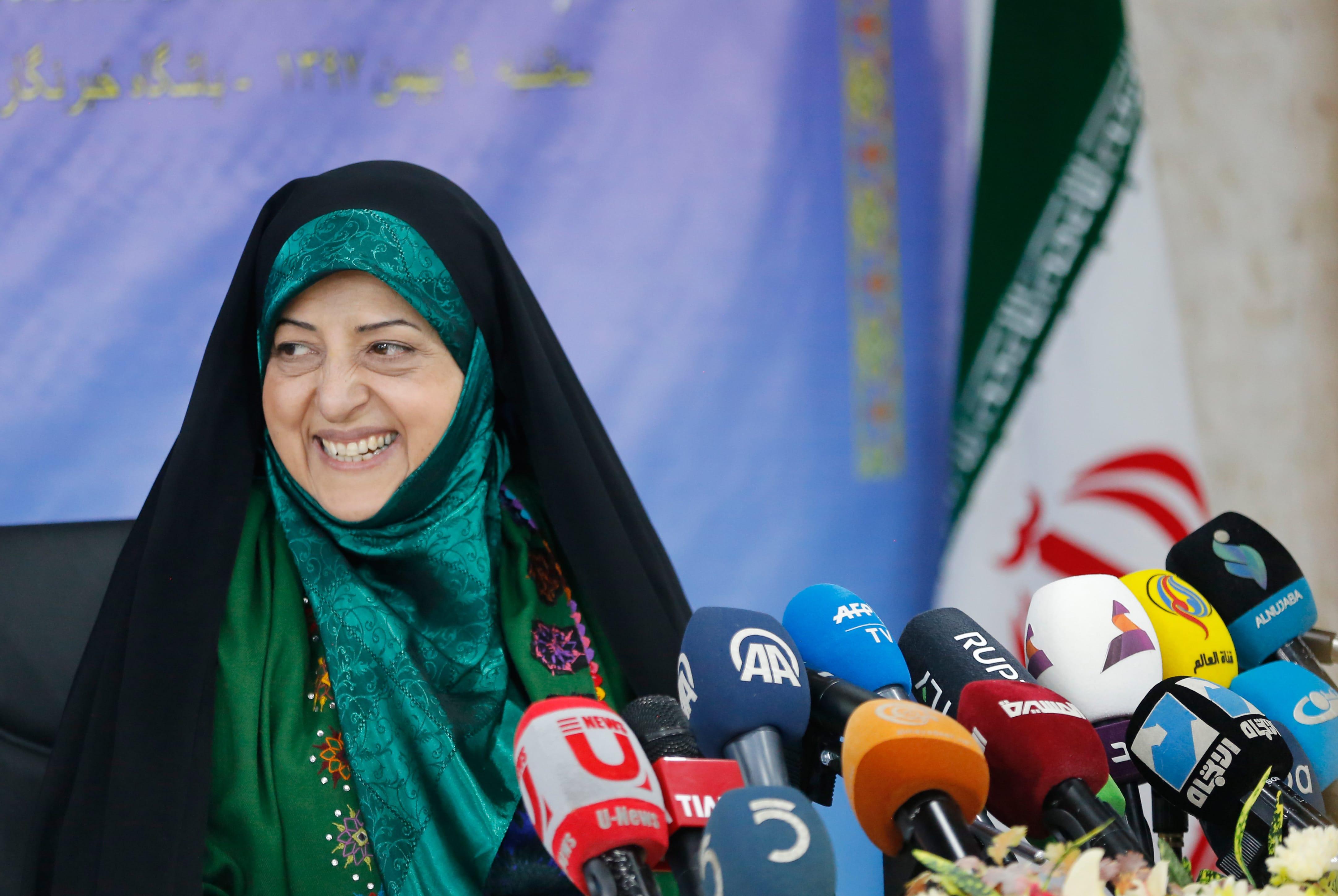 Vicepresidente iraní infectado con coronavirus 63