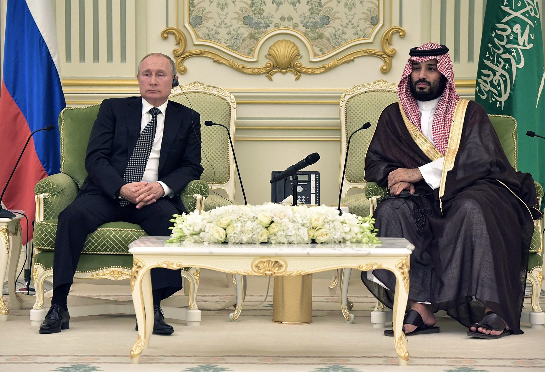 Trump pone fin al estancamiento de la producción petrolera ruso-saudita 10