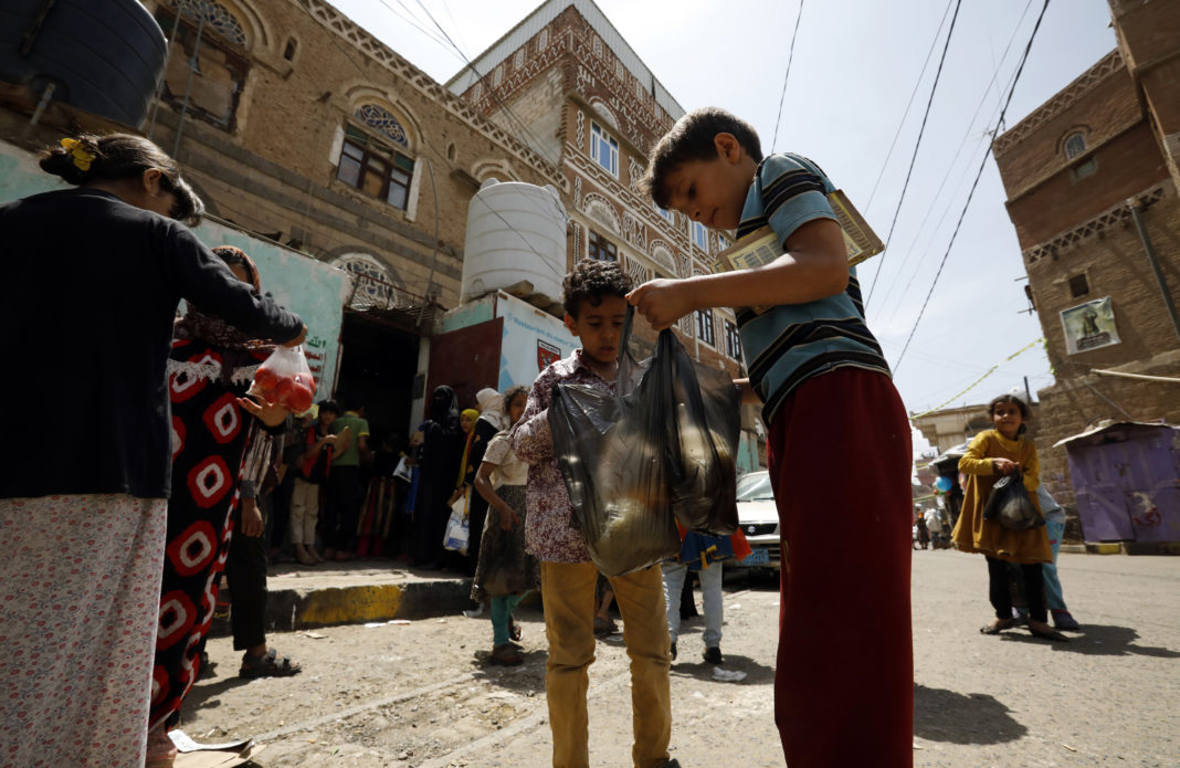WFP warns COVID-19 could double global hunger