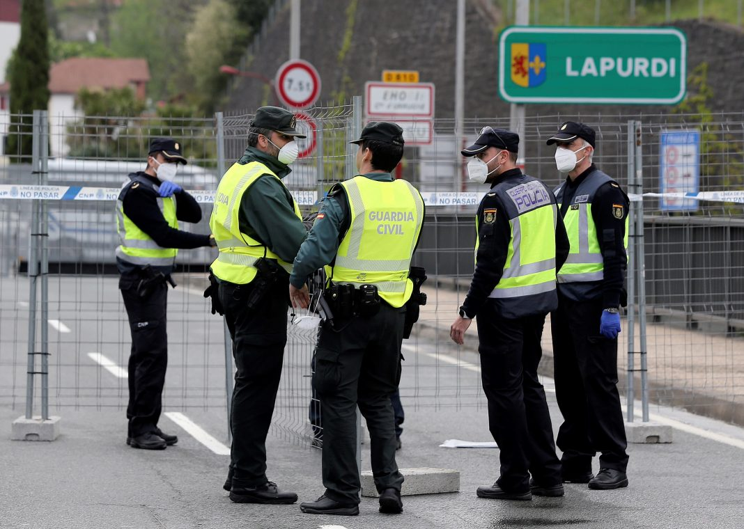 Spain Unveils 14-day Quarantine For Arrivals