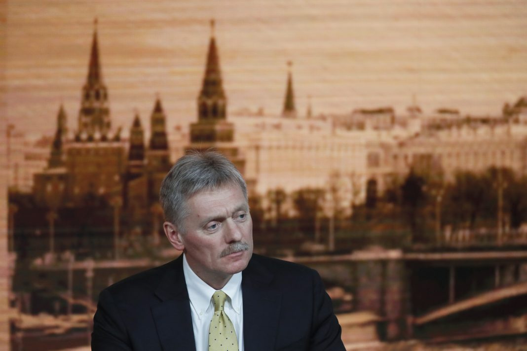 Putin's spokesman, Dmitry Peskov, hospitalised with coronavirus