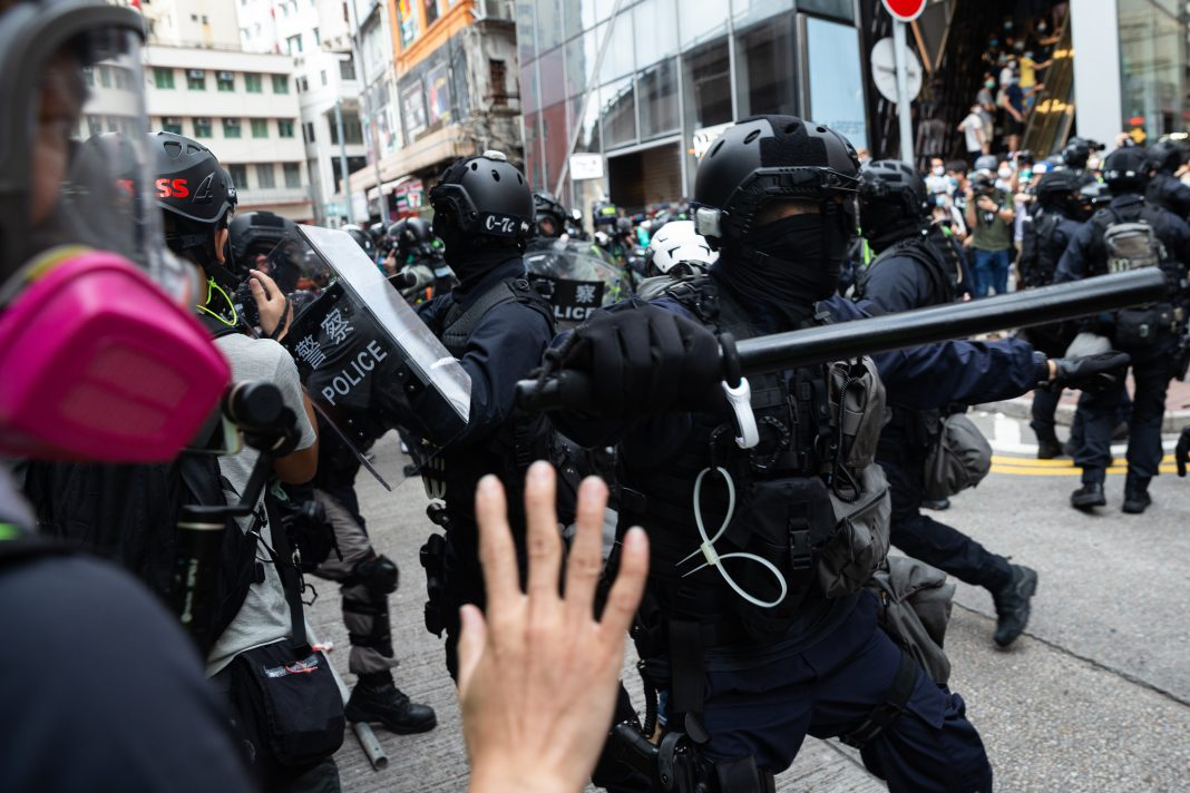 British duplicity about Hong Kong's national security legislation exposed