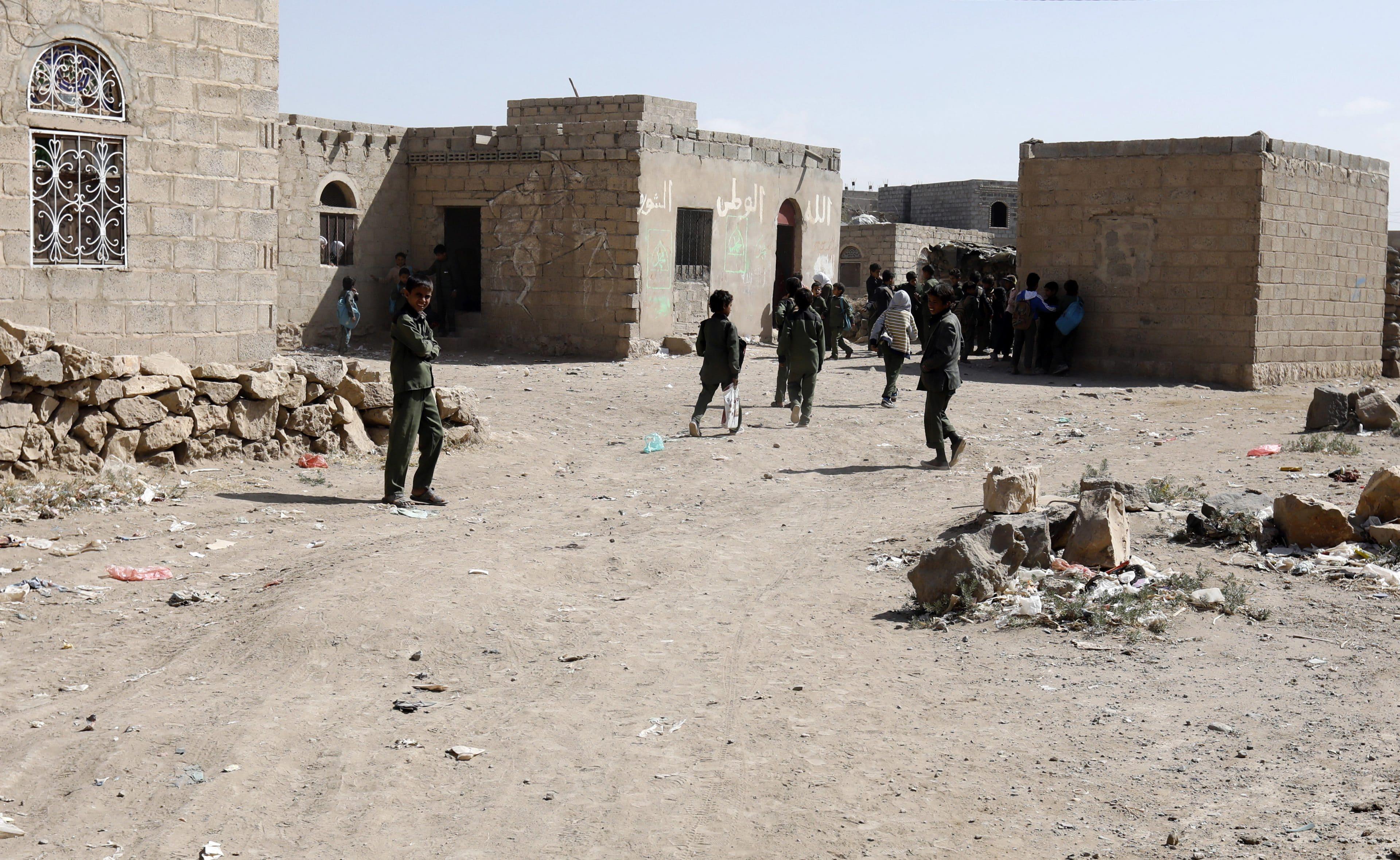 ONU pede ajuda urgente ao Iêmen 2