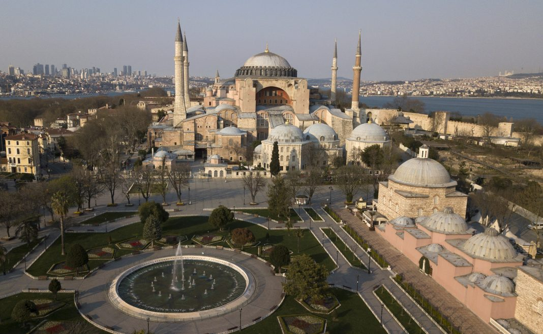 World reacts to Turkey reconverting Hagia Sophia into a mosque