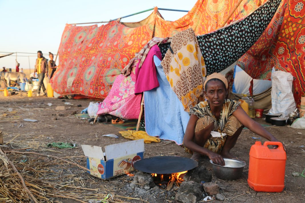 United Nations  prepares for up to 200000 Ethiopian refugees in Sudan