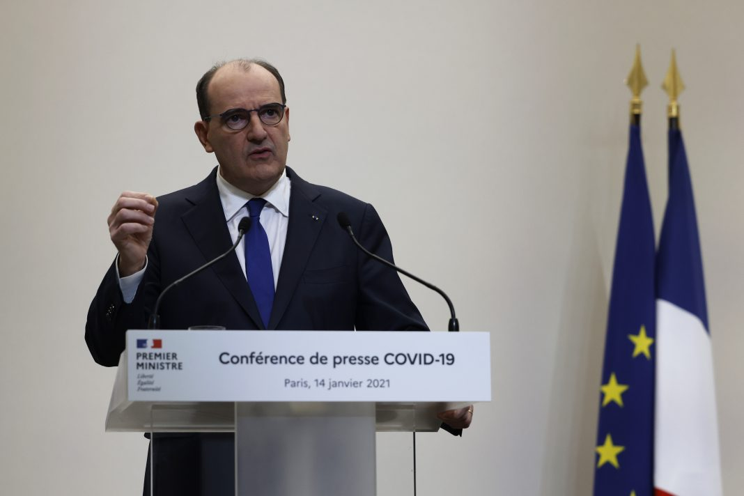 COVID: France imposes nation-wide curfew, strict border restrictions